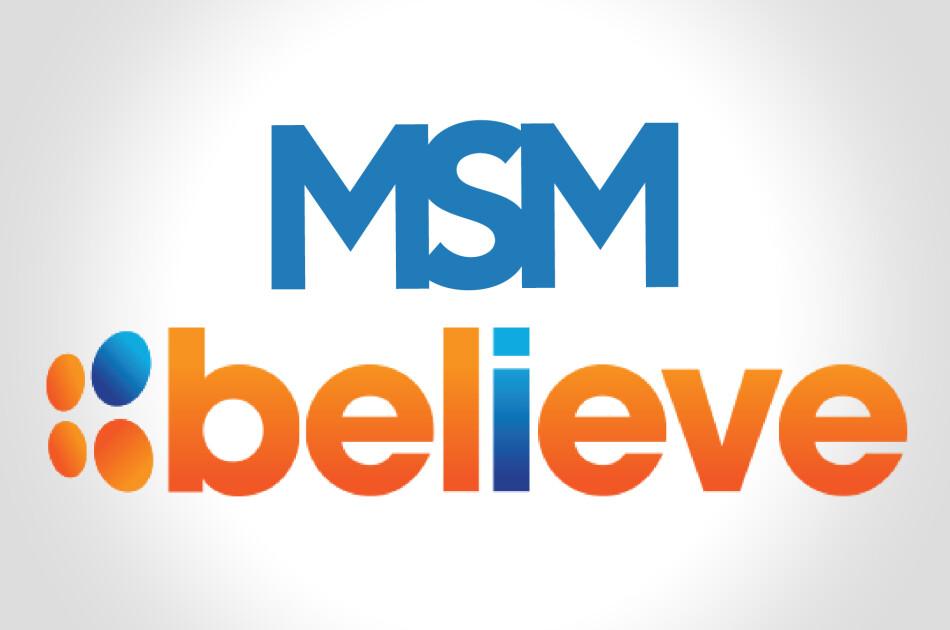 MSM Believe 2016