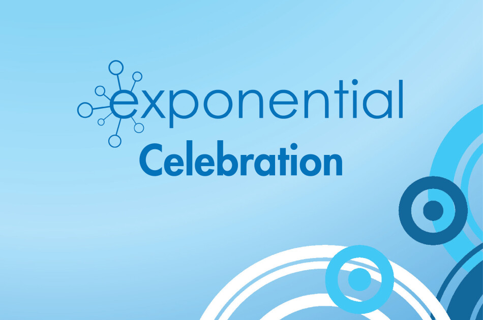 Exponential Celebration
