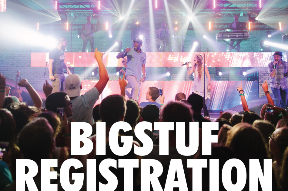 BigStuf Registration