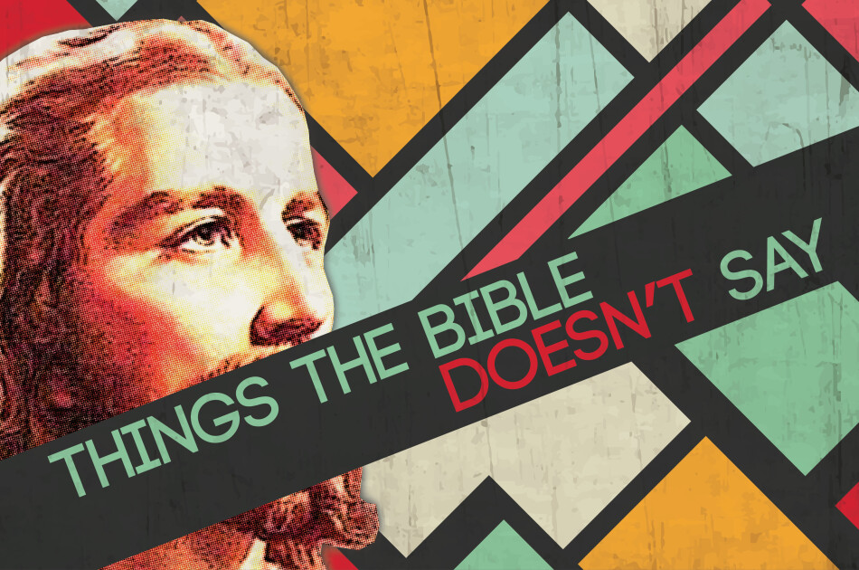 Things the Bible Doesn