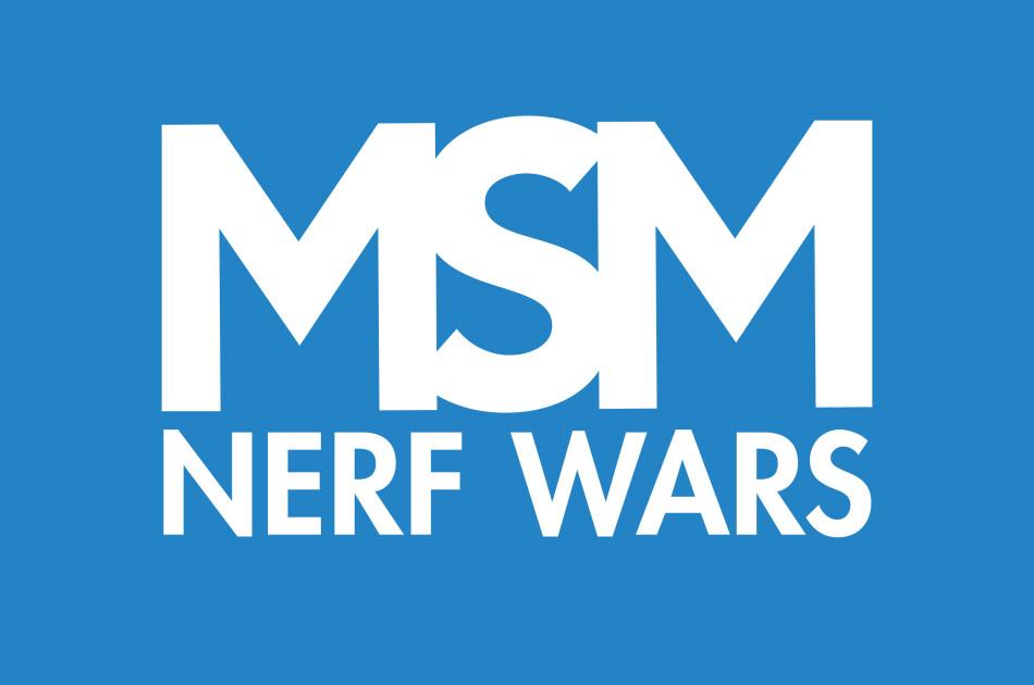 MSM Nerf Wars