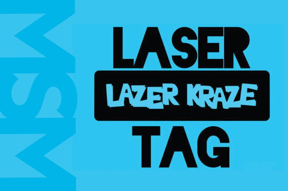 MSM Laser Tag
