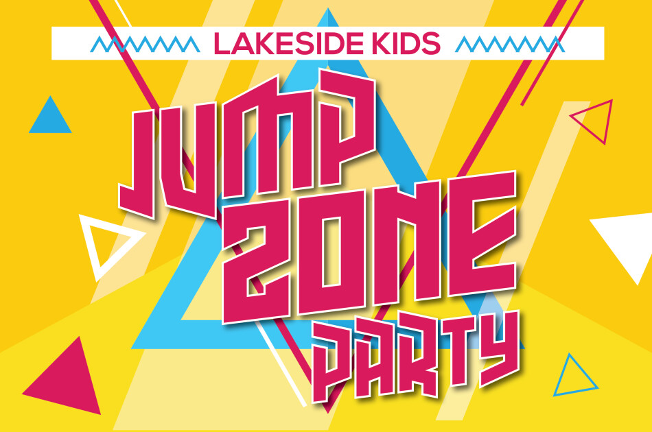 Kids Jump Zone Party