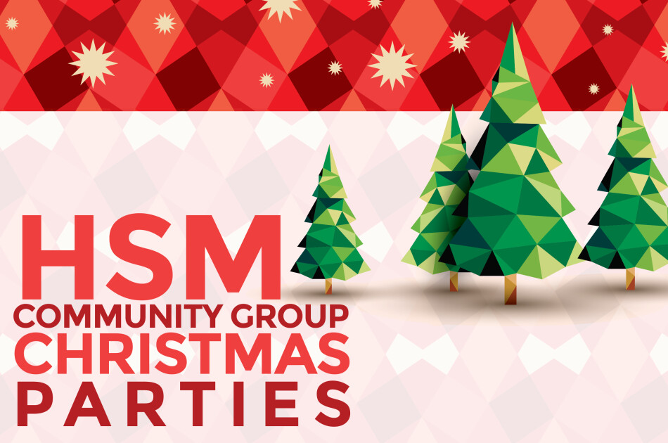 HSM Community Group Christmas Parties