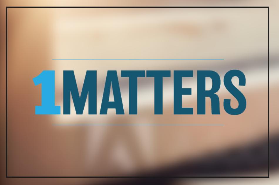 1 Matters