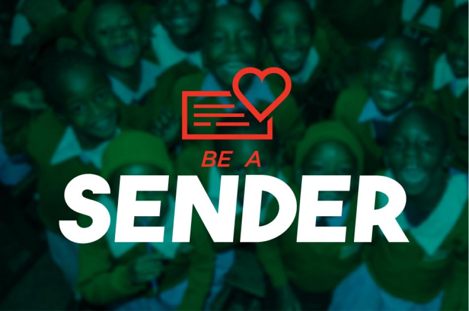 Be A Sender