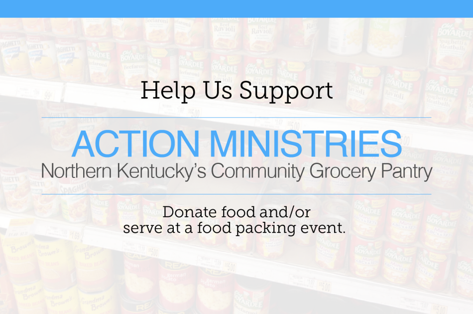 Action Ministries Food Pack