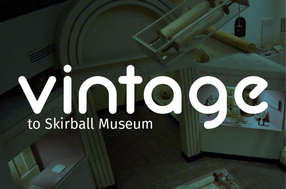 Vintage to Skirball Museum