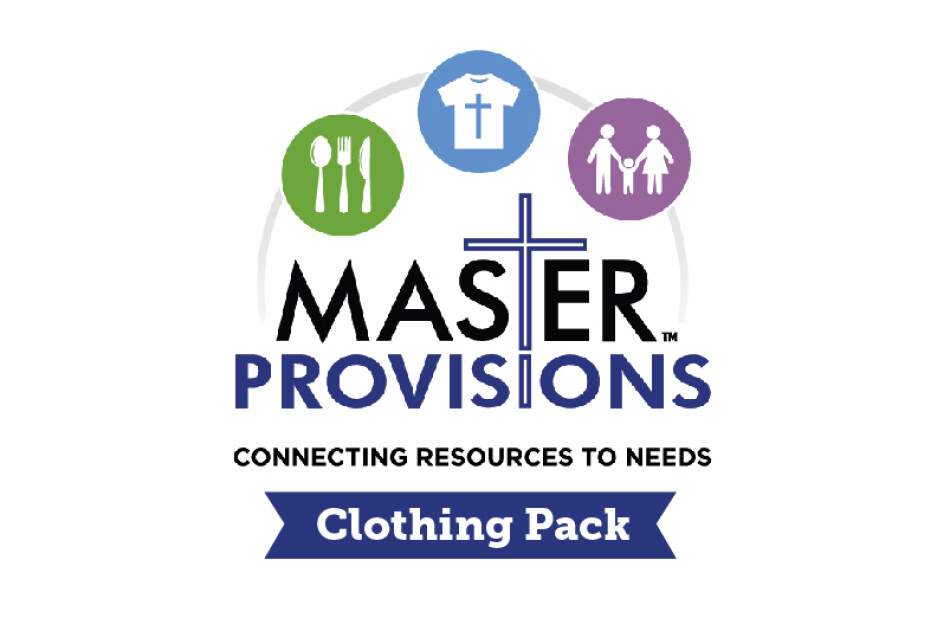 Master Provisions Clothing Pack