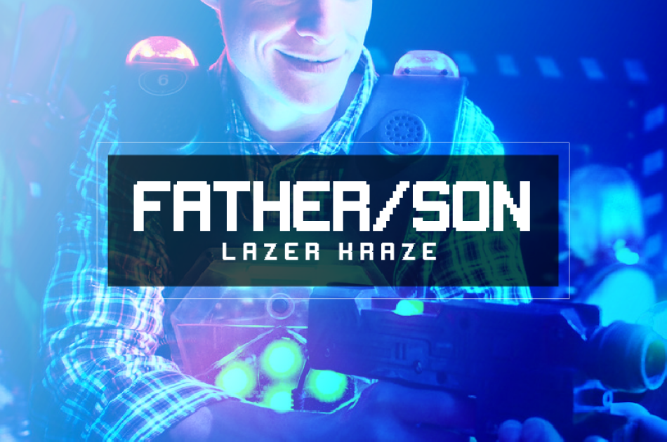 Lakeside Kids: Father/Son Lazer Kraze
