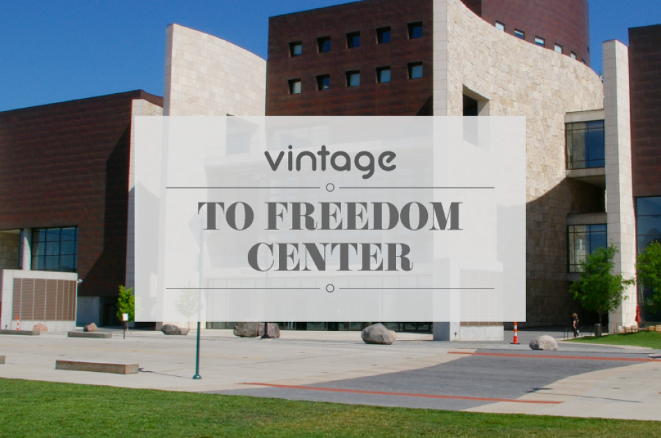 Vintage to Freedom Center