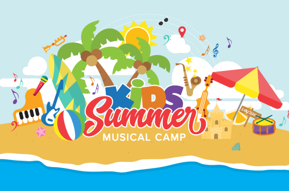 Lakeside Kids Summer Musical Camp