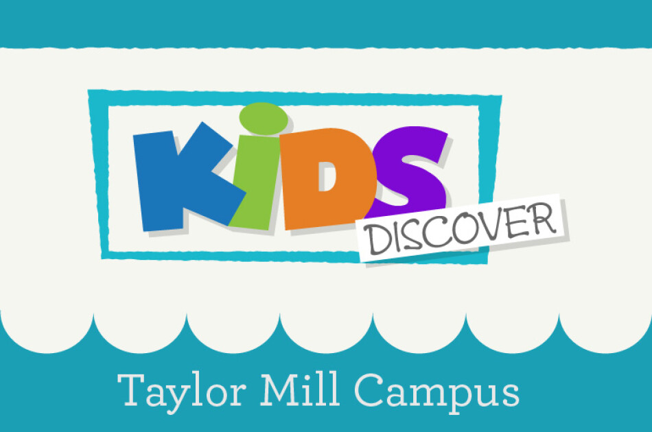 Kids Discover Elementary Baptism Class (Taylor Mill Campus)