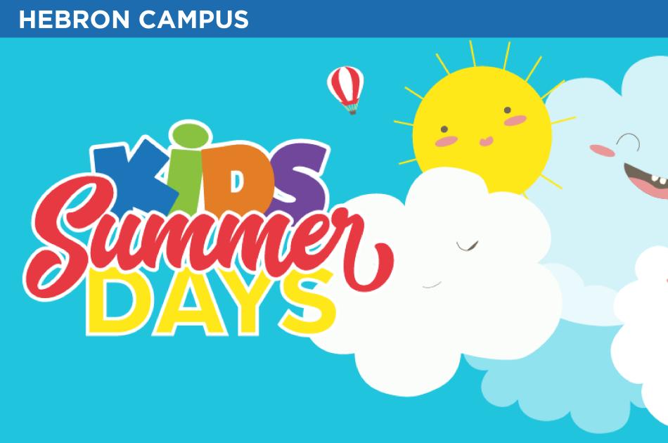 KIDS Summer Days (Hebron Campus)