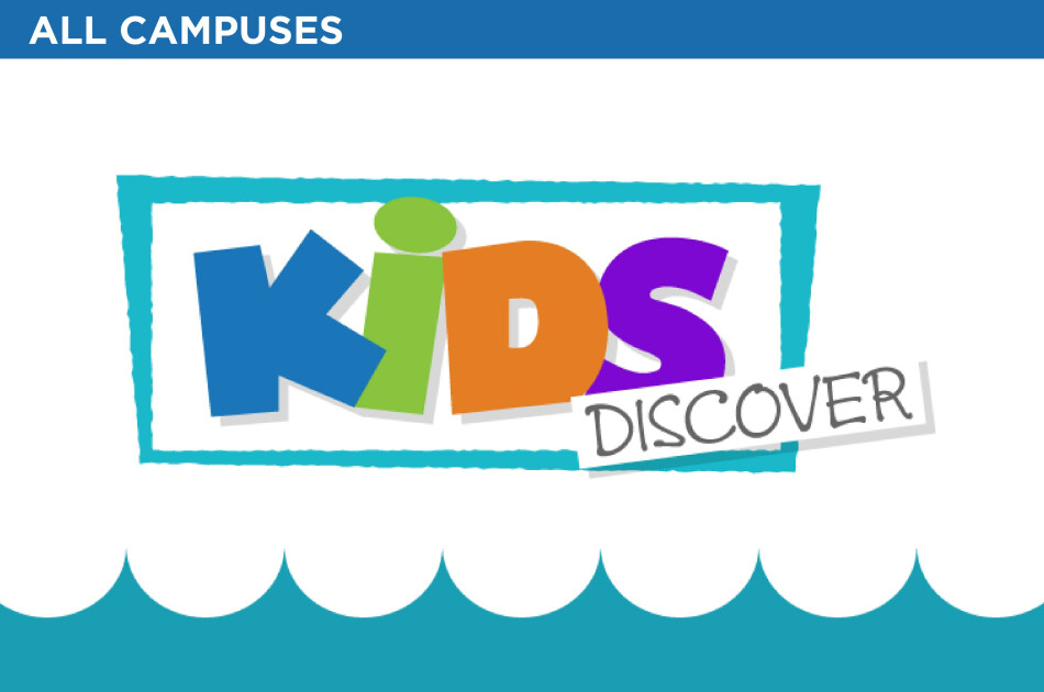 Kids Discover | Elementary Baptism Class