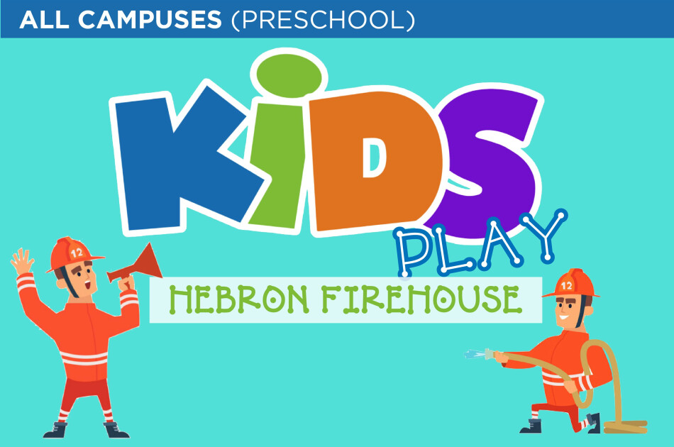 KidsPlay at the Hebron Firehouse