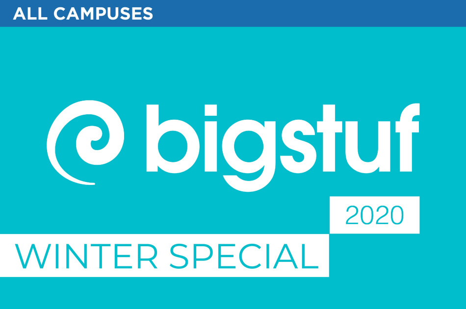 BigStuf Winter Special!
