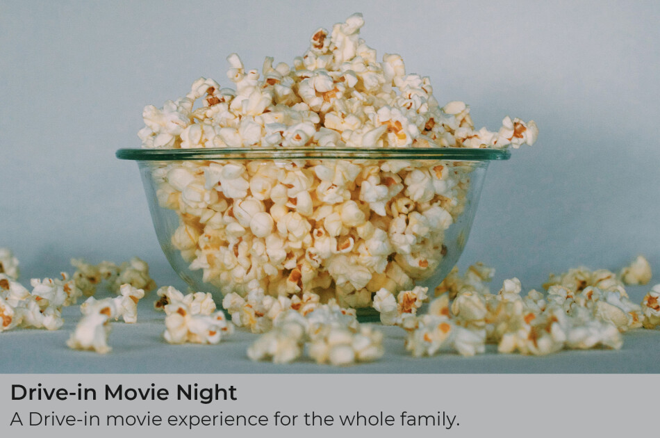 Drive-in Movie Night (Lakeside Park / Taylor Mill)