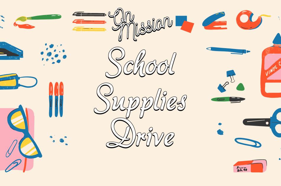 On Mission - School Supplies