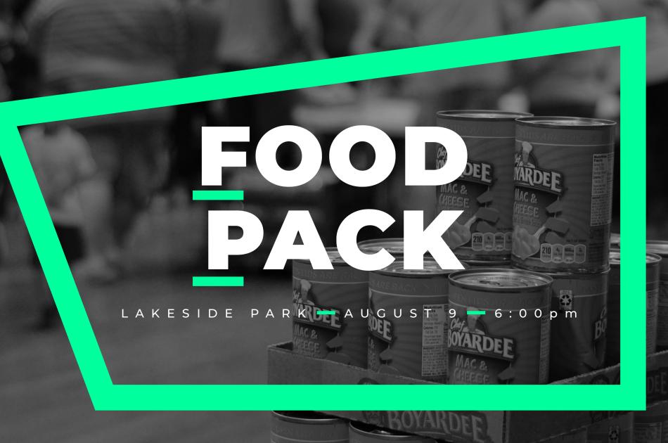 August Food Pack
