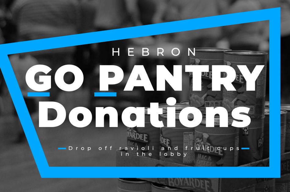 Go Pantry Hebron