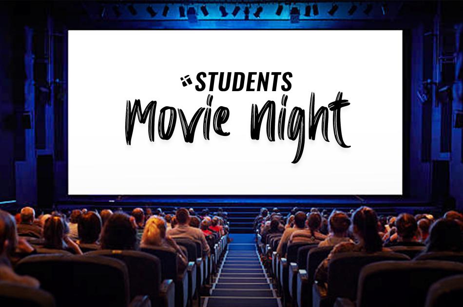 Students Movie Night at Lakeside Park
