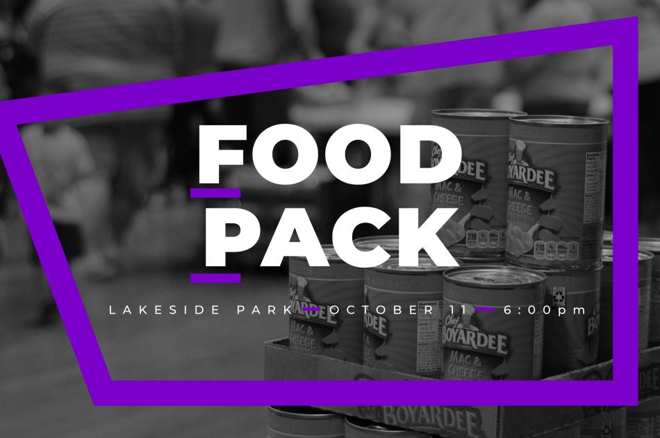 October Food Pack