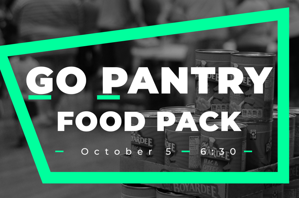 October Go Pantry