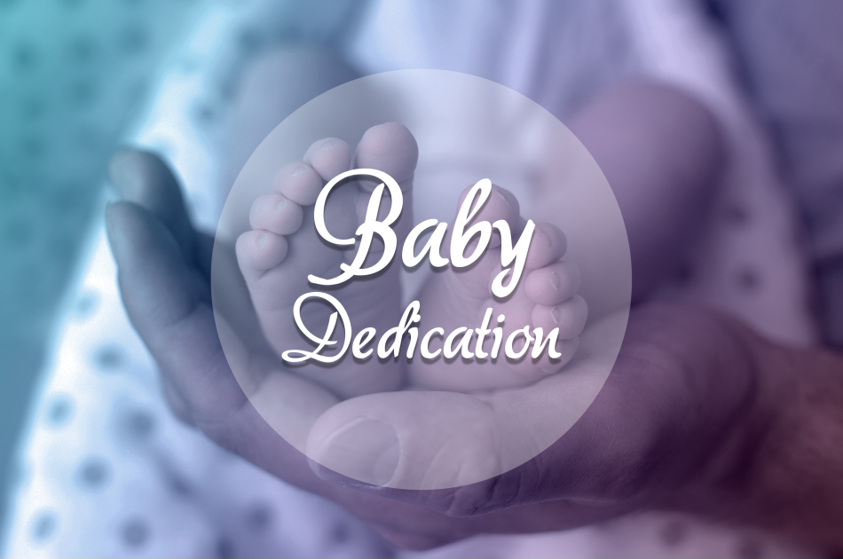Baby Dedication Class at Lakeside Park